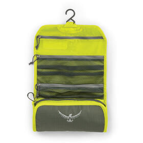 Osprey Washbag Rollo, electric lime